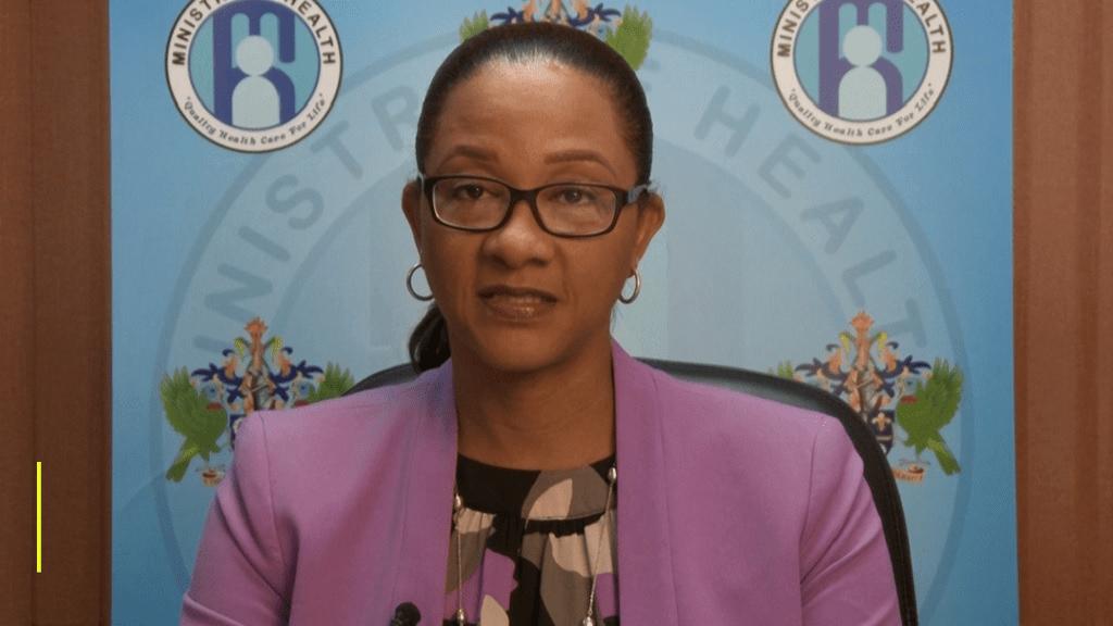 CMO -Dr. Sharon Belmar-George (Reopening of School 2021)